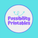 possibility printables logo